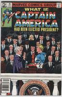 What if Captain America Were Elected President?