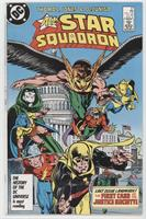 The First Case of the Justice Society of America