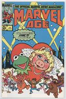 The Muppets Come To Marvel!