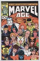 The X-Men And Alpha Flight! 'Nuff Said!