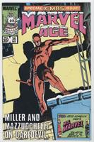 Special X-Mas Issue! Miller And Mazzucchelli On Daredevil!