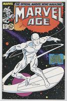 Special Silver Surfer Issue