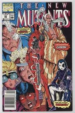 1983-1991 Marvel New Mutants Vol. 1 #98 - The Beginning Of The End Part One