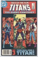 The Judas Contract: Book Three - There Shall Come a Titan!