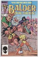 Balder The Warrior!