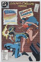 The Secret Origin of Black Lightning/The Secret Origin Of Miss America