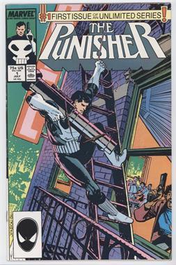 1987-1995 Marvel The Punisher Vol. 1 #1 - Marching Powder