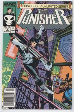1987-1995 Marvel The Punisher Vol. 1 #1 - Marching Powder