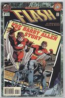 The Barry Allen Story