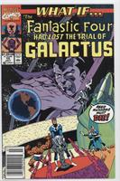 What if the Fantastic Four had Lost the Trial of Galactus