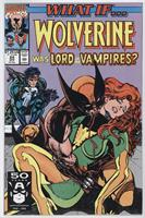 What if Wolverine was Lord of the Vampires?