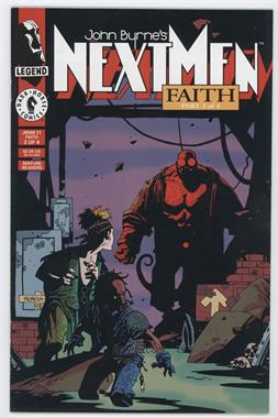 1992 - 1994 Dark Horse Next Men #21 - Faith Part 3