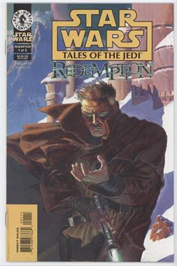 1998 Dark Horse Star Wars: Tales of The Jedi - Redemption Mini #1 - A Gathering of Jedi