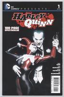 1 & O: Harley Quinn in DCU continuity, Prestige Format