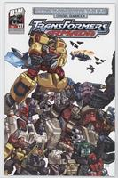 Transformers Armada: More than Meets the Eye Official Guidebook