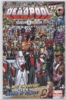 The Wedding of Deadpool; Operation Ballerina Drop; #$%@-faced in Vegas; With Th…