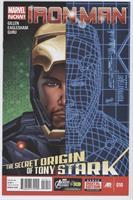 The Secret Origin of Tony Stark, Part 1