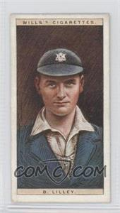 1928 Wills Cricketers #29 - [Missing]