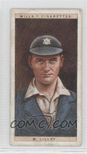 1928 Wills Cricketers #29 - [Missing] [Good to VG‑EX]