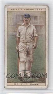 1928 Wills Cricketers #31 - [Missing] [GoodtoVG‑EX]