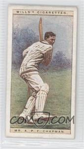1928 Wills Cricketers #5 - [Missing]