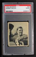 Sammy Baugh [PSA 2]