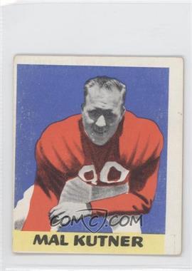 1948 Leaf - [Base] #14 - Mal Kutner