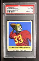 Sammy Baugh [PSA 4]