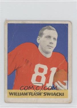 1948 Leaf #12 - William 'Flash' Swiacki