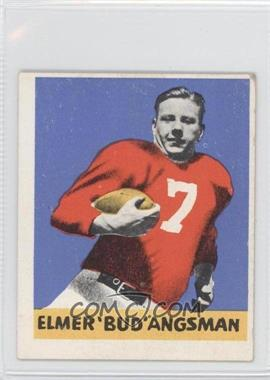 1948 Leaf #25 - Elmer Angsman [GoodtoVG‑EX]