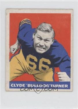1948 Leaf #3 - Bulldog Turner [Good to VG‑EX]