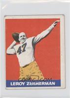 Leroy Zimmerman [GoodtoVG‑EX]