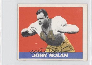 1948 Leaf #40 - John Nolan