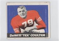 Dewitt Coulter [Good to VG‑EX]