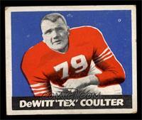 Dewitt Coulter [VG]