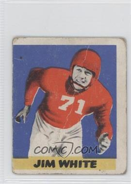 1948 Leaf #45 - Jim White