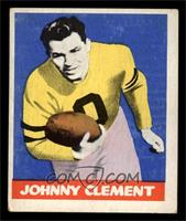 Johnny Clement [VG EX]