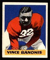 Vince Banonis [EX]