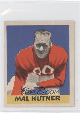 1949 Leaf #32 - Mal Kutner