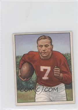 1950 Bowman #21 - Elmer Angsman