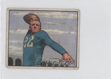 1950 Bowman #37 - Bobby Layne