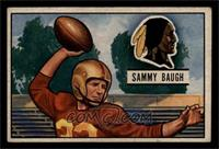 Sammy Baugh [EX]