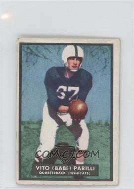 1951 Topps Magic #4 - Babe Parilli
