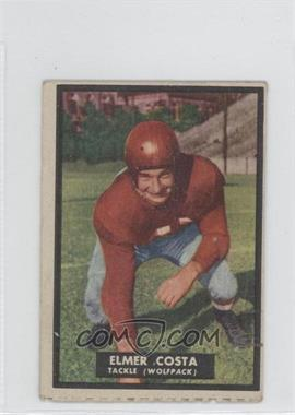 1951 Topps Magic #60 - Elmer Costa