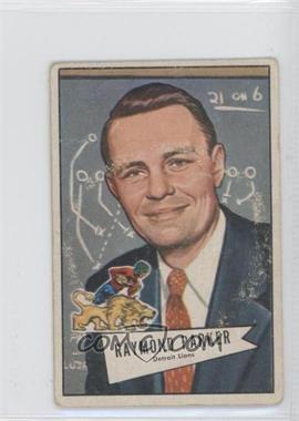 1952 Bowman - [Base] - Small #84 - Raymond Parker [Good to VG‑EX]