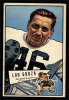 Lou Groza [VG]