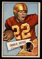Charlie Justice [EX]