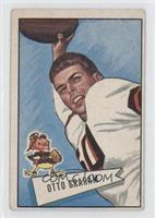Otto Graham [Good to VG‑EX]