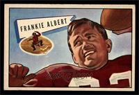 Frankie Albert [EXMT]