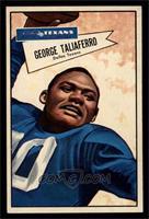George Taliaferro [EX]